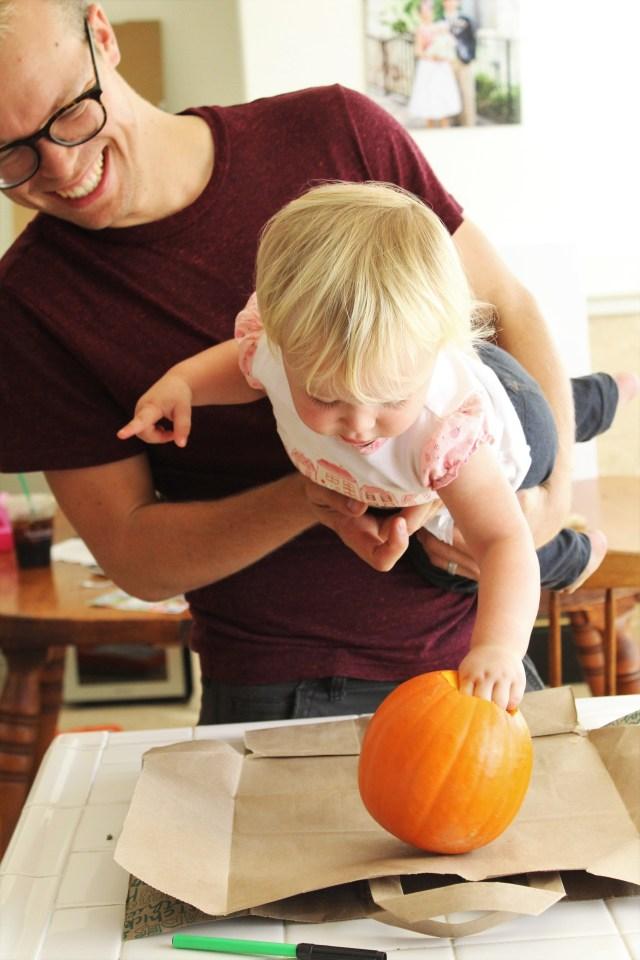 Healthy Halloween Treats With Mini Babybel