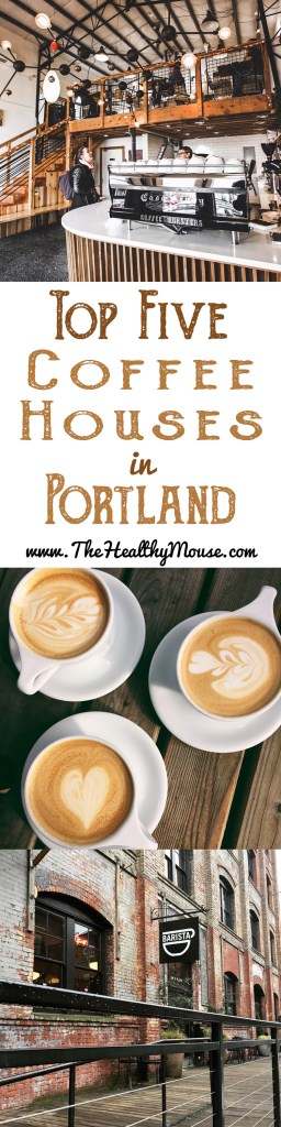Top 5 Coffee Houses in Portland, Oregon