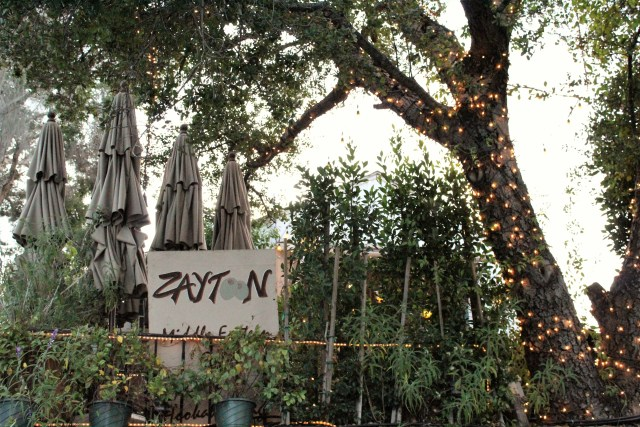 Zaytoon - The Best Place to Eat in Santa Barbara