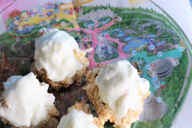 Gluten-free copycat recipe of Disneyland Resort's Matterhorn Macaroons - Healthy Macaroons - Gluten Free Macaroon- Gluten free cookies - Healthy Coconut cookies