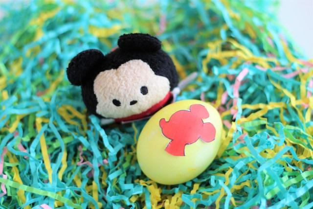 Fab 5 Disney Easter Eggs - Easy Easter Eggs - Disney Easter - Easy Easter -Easter Egg Template - Disney Family