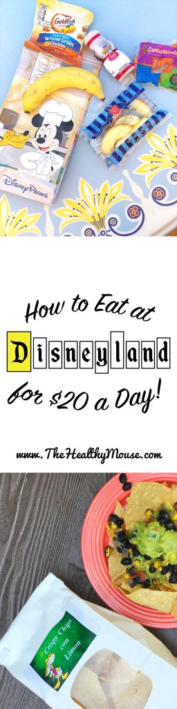How to Eat at Disneyland for $20 Day - Budget friendly tips for your trip to Disneyland! Disneyland on a Budget