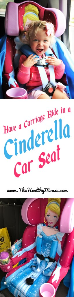 Add some Disney Magic to your car rides with an adorable Disney Princess Cinderella car seat!