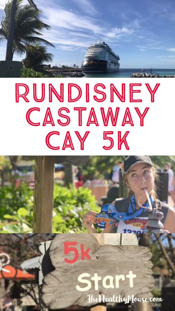runDisney's Castaway Cay 5K - Run a 5K on Disney Cruise Line's private island!