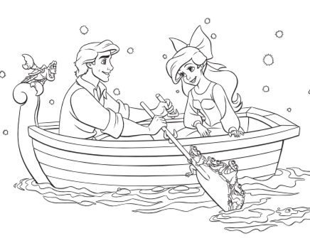 Lisa Frank Mermaid Coloring Pages | Download and print these ... | 335x436