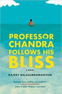 Professor Chandra Follows His Bliss book cover.