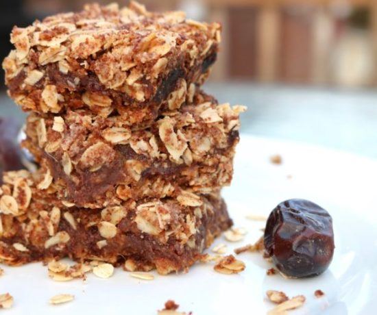 The Best Damn Date Squares
