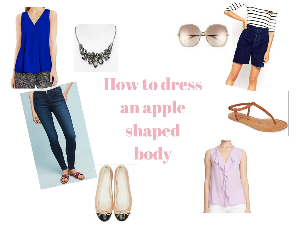 What To Wear For Your Body Type: How to dress an apple shaped body