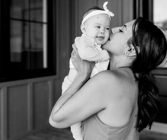 A letter to my daughter - advice from a caring mom who wants her daughter to know that she is perfect and everything she needs is within her.