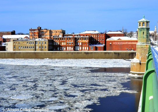DSC_0254-001 Essex Natl Herit entries ACC Merrimack River at Downtown Haverhill Basiliere Bridge watermarked