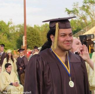 IMG_0165 Haverhill High School Graduation 2016