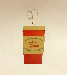 Merry Christmas Cup