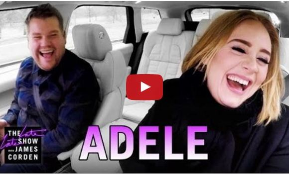 "Adele's ""Carpool Karaoke"" Might Just Be The Best Thing We've Ever Seen"