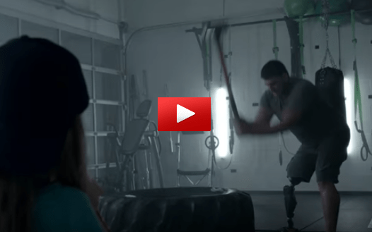 The Super Bowl Commercial That Everyone Missed – Starring Combat-Wounded Veterans