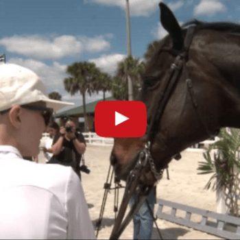 15-Year-Old Cancer Patient Receives The Gift Of A Lifetime – Her Horse!