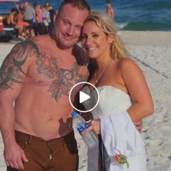 Groom Flees Own Wedding To Save Drowning Teen