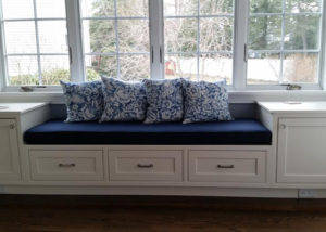 Custom Window Seat Cushions Any Size Great Price