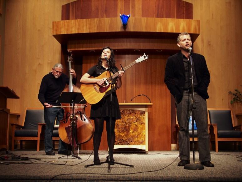Wendi Stanek, Andrew Brock, and Steve Fain