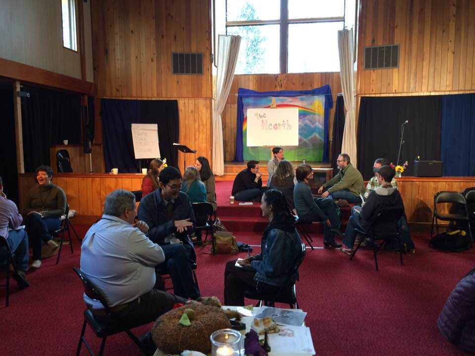 The Certificate in Community Storytelling: 2020 • The Hearth