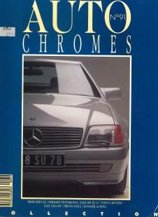 Auto Chromes 1991