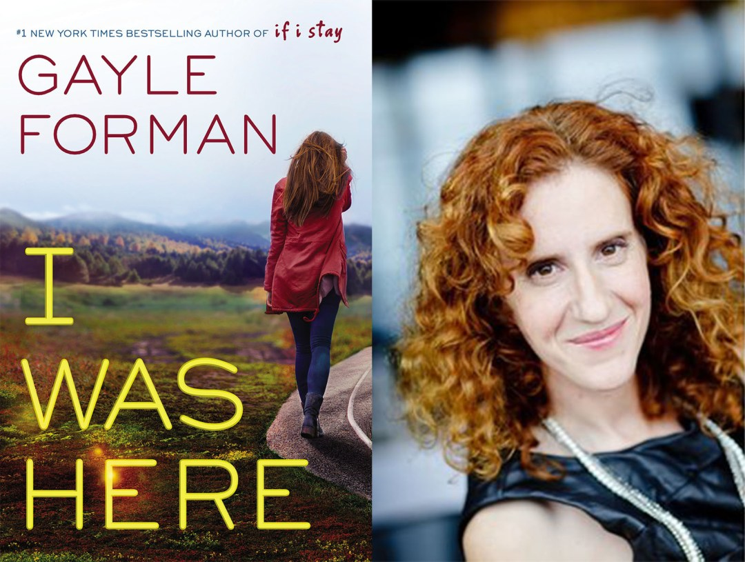 gayle forman q&a  - theheartofabookblogger
