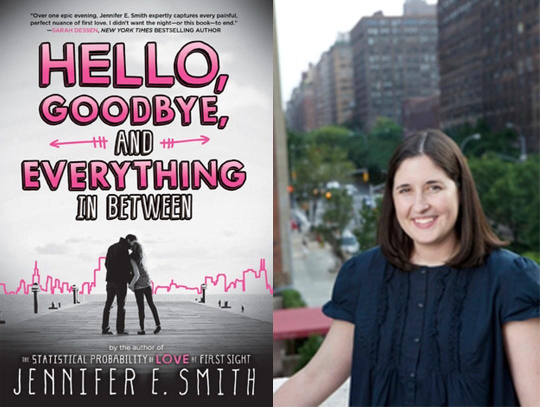 jennifer e smith q&a - theheartofabookblogger