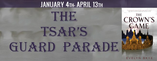 the tsar's guard parade - theheartofabookblogger