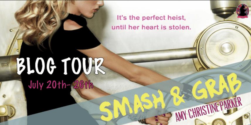 smash & grab blog tour - theheartofabookblogger