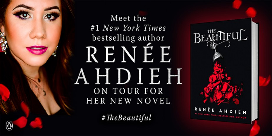 Renée Ahdieh on Tour for The Beautiful