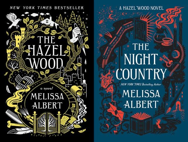 The Hazel Wood Series