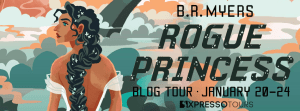 Rogue Princess Blog Tour