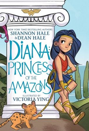 Diana Princess of the Amazons Graphic Novel