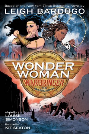Wonder Woman Warbringer Graphic Novel