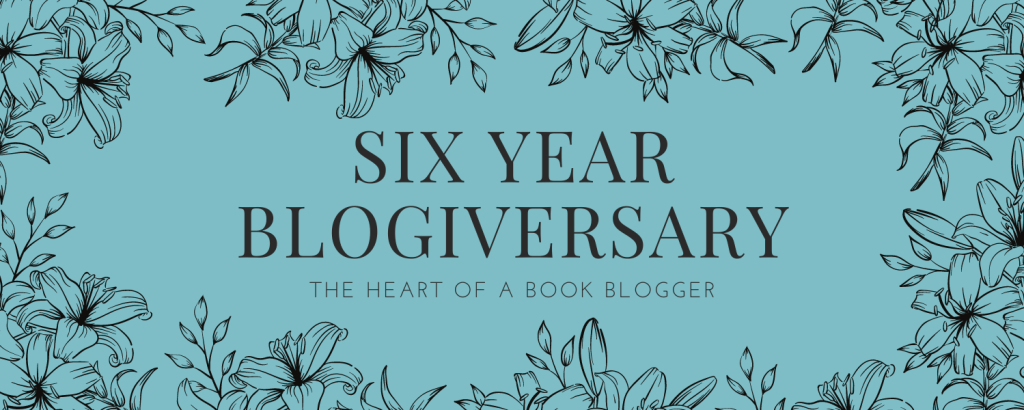 Six Year Blogiversary