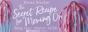 The Secret Recipe For Moving On Blog Tour