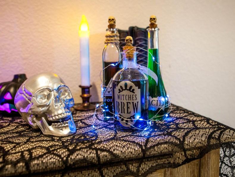 Halloween Decor on a Budget