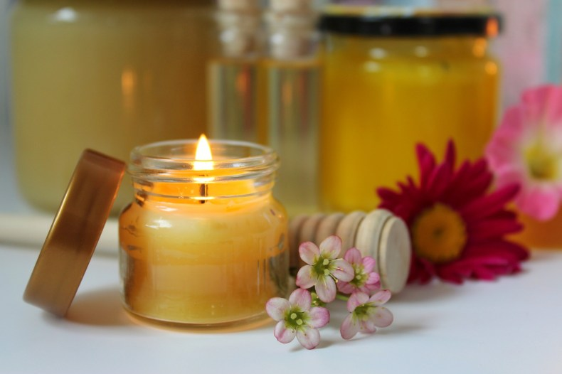 5 surprising uses for beeswax around the home.