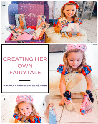 Creating Her Own Fairytale
