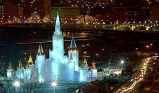 Saint Paul Winter Carnival Ice Palace