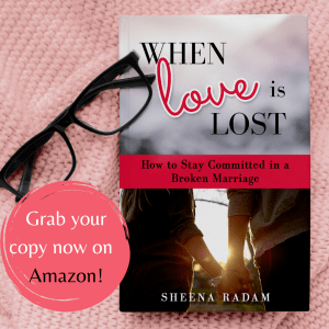 When Love is Lost on Amazon