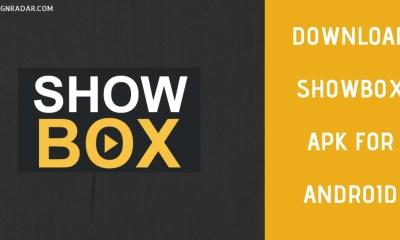 SHOWBOX APK 2020