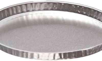 Aluminum dishes for moisture balances