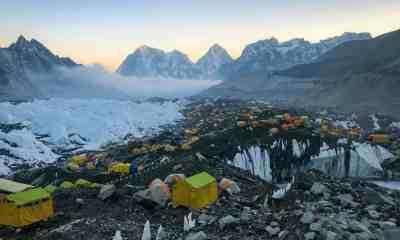 Everest Base