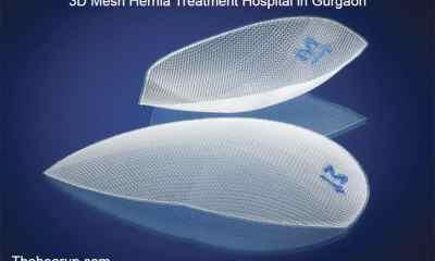 3D Mesh Hernia Treatment Hospital in Gurgaon