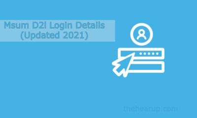 MSUM D2L Login Details – 2021 Updated