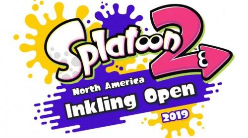 The North American Splatoon 2 2019