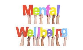 Mental wellbeing is an important part of being well at home.