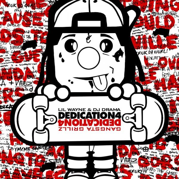 (NEW HEAT) Lil Wayne – 'The Dedication 4' Mixtape