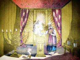 the Holy of Holies - www.thebiblerevival.com - Public Domain