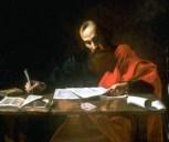 Paul the Apostle-Artist-Valentin de Boulogne or Nicolas Tournier- circa 1500s